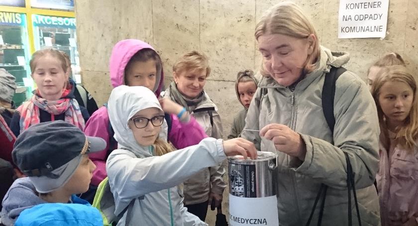 Ochota dla uchodźców z Syrii, Ochota pomaga - zdjęcie, fotografia