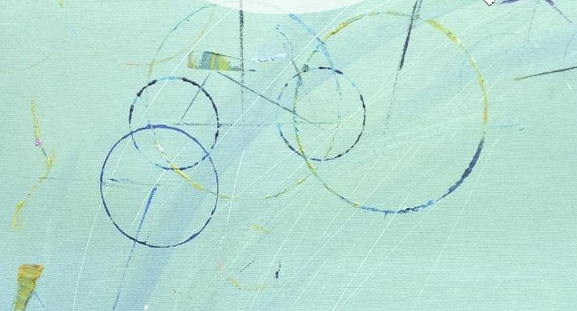 wystawy, zabaw wystawa malarstwa Jadwigi Wasiak - zdjęcie, fotografia