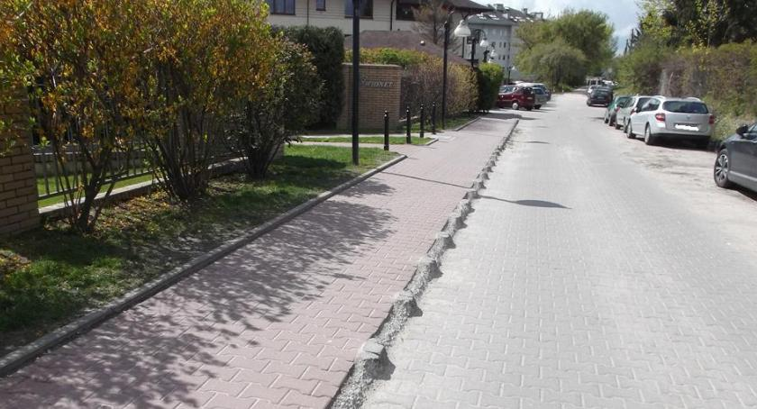 ulice, Awangarda stylowa dekoracja ulicy Drawskiej - zdjęcie, fotografia