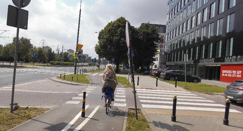 rowery, Fuszerka Grójeckiej - zdjęcie, fotografia