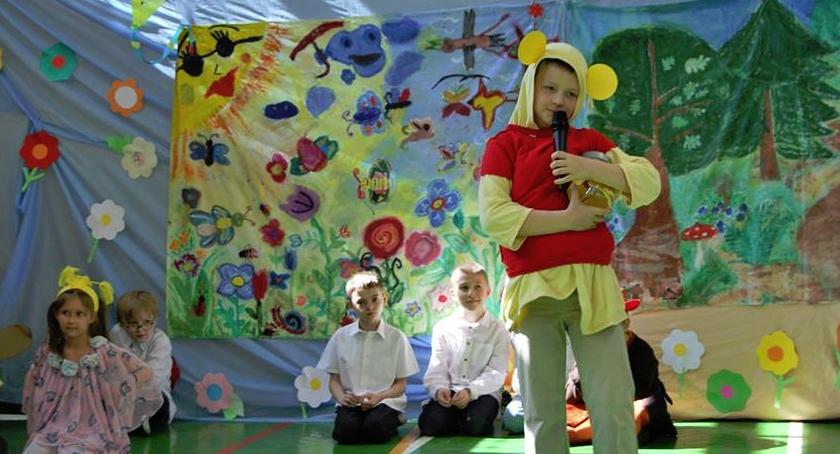 Koncert dla  mamy i taty w Szkole Podstawowej nr 97