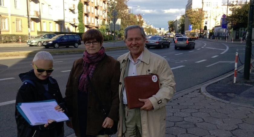 Zagłębienie Wawelskiej – zbieramy podpisy