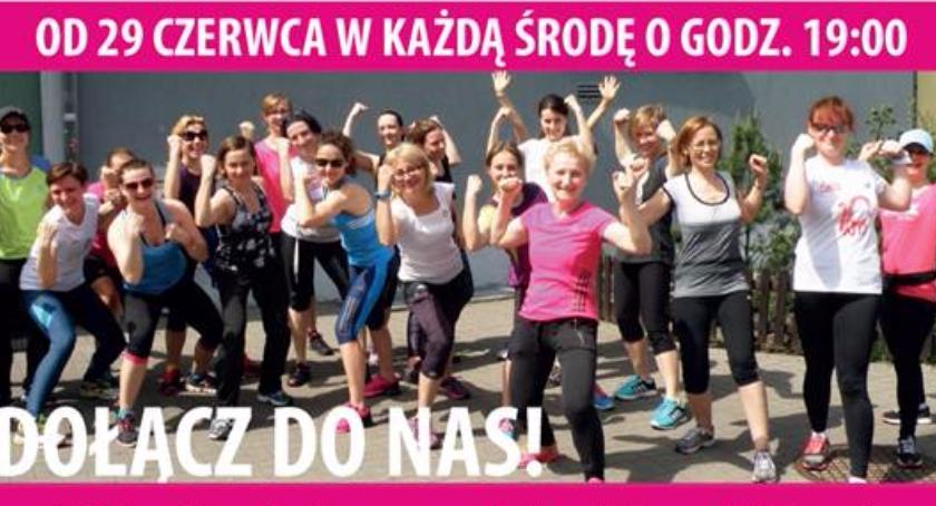 Bezpłatne treningi biegania dla kobiet - w każdą środę!