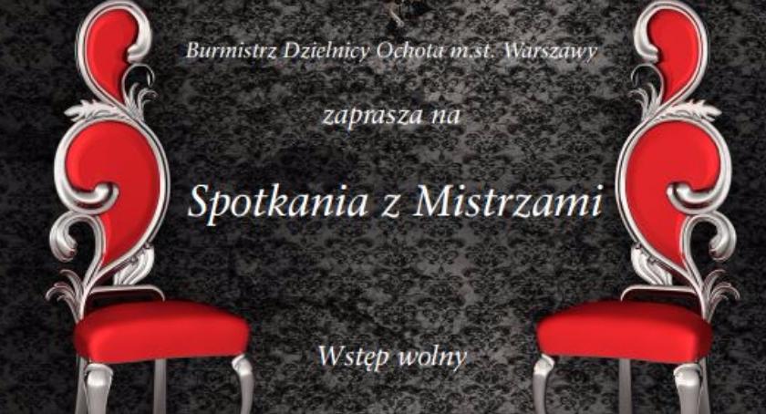 Spotkania z Mistrzami - Barbara Rybałtowska