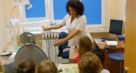 Przedszkolaki w Przychodni