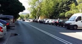 Nowe oznakowanie poziome ulicy Białobrzeskiej