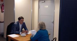 Spotkanie z Burmistrzem Wąsowiczem