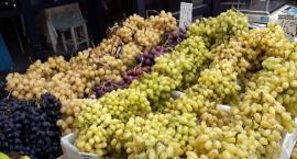 Jesienią królują winogrona