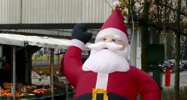 Święty Mikołaj na Zieleniaku
