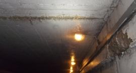 Jak może deszcz padać w tunelu?