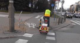 Miasto utrudnia życie rowerzystom !