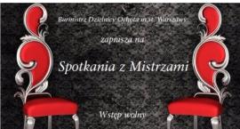 Spotkania z Mistrzami: Jolanta Fajkowska