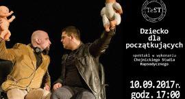 Dziecko dla początkujących -spektakl Chojnickiego Studia Rapsodycznego