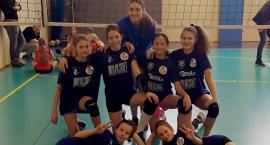 Najmłodsze siatkarki wygrały turniej w Lesznowoli!!