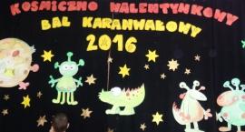 Kosmiczny Bal Walentynkowy w PRZEDSZKOLU nr 315