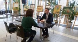 Spotkania z burmistrzem