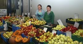 Jabłka z własnego sadu